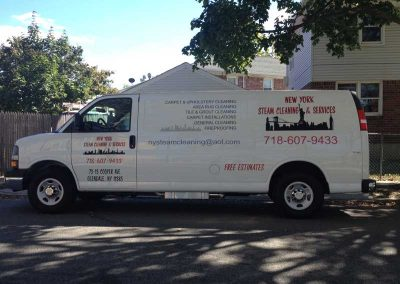 New-York-Steam-Cleaning- Van-drivers-Side