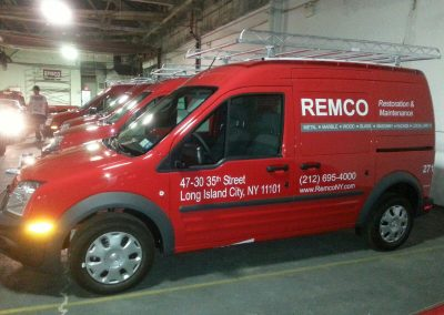 REMCO photo install 2